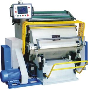 Foil Stamping and Die Cutting Machine