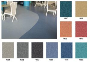 PVC Hospital Flooring Roll 2.0mm*2.0m*20m/Roll pictures & photos