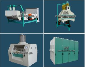 Europe Standard Quality Flour Milling Machinery pictures & photos