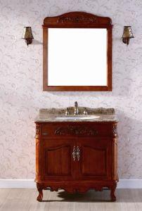 Wood Bathroom Cabinet (TC3912)