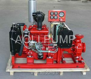 Xbc Diesel Fire Fighting Pump (Manual Type) pictures & photos