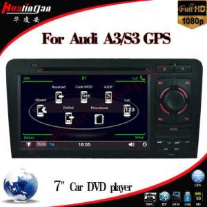 2 DIN Car DVD Player for Audi A3 Audi S3 GPS Navigation (HL-8796GB) pictures & photos