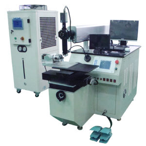 Laser Welding Machine (With rotating device)