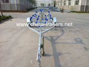 5.8m Galvanized Motor Boat Trailer pictures & photos