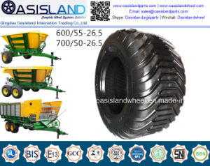 Flotation Tyre / Implement Tyre / Agricultural Tire 60055-26.5 700/50-26.5 pictures & photos