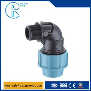 Pn16 PP Compression Fitting for Plastic Pipe pictures & photos