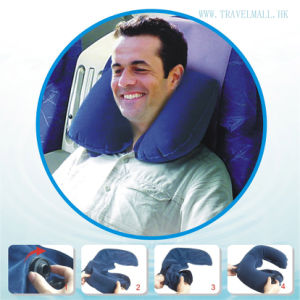Travel Inflatable Pillow (TF042N)