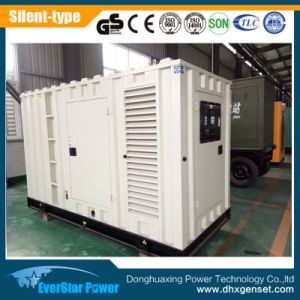 Contanier Type 400kw Diesel Generator Set with Cummins Engine