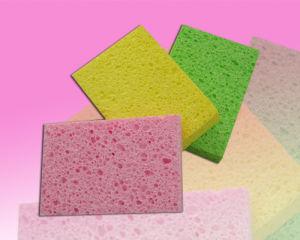 Wood Pulp Sponge pictures & photos