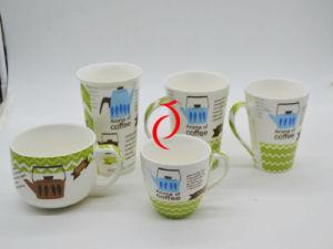 Promotional Fashion Customized Logo Ceramic Mug Cup Coffee Mug Cup pictures & photos
