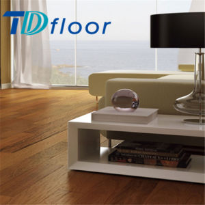 Wood Grain Plastic Flooring Plank Plastic PVC Vinyl Flooring pictures & photos