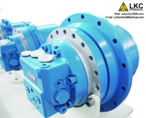 Axial Piston Motor Assembly Undercarriage Parts for Komatsu 10t~13t Digger pictures & photos
