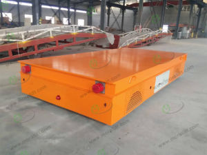 Goods Conneying No-Rail Industrial Transfer Trolley (KPX) pictures & photos