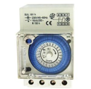 Sul181 Timer Relay, The Self Timer Lever, Electronic Time Delay Switch DC pictures & photos