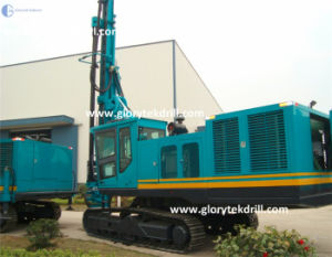DB200 Crawler Rock Drilling with Air Compressor pictures & photos