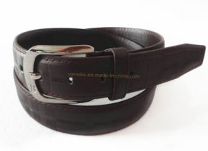 2016 New Design PU Leather Man Belts pictures & photos