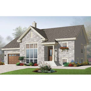 Prefabricated House (3266)