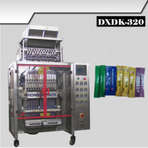 Automatic Multilines Sugar Stick Bag Packing Machine pictures & photos