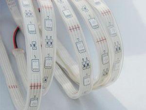 Waterproof Flexible SMD 5050 RGB LED Strip Light (OGX5050RGB60G12E)
