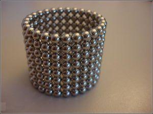 Top Quality N35 NdFeB Magnet Balls