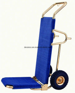 High End Brass Hotel Hand Trolley (DF74) pictures & photos