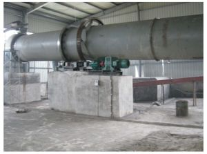 Rotary Dryer Professional for Silica Sand pictures & photos