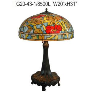 Tiffany Table Lamp (ag20-43-1-8500L)