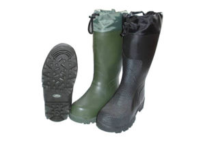 Rubber Footwear_Man′s Fishing Boots_Fashion Rubber Boots pictures & photos