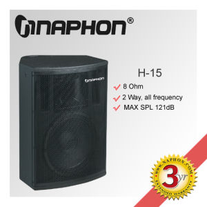 Two Way Audio Speaker H-15