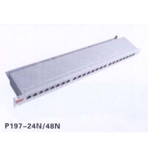 Patch Panel Series -07 pictures & photos