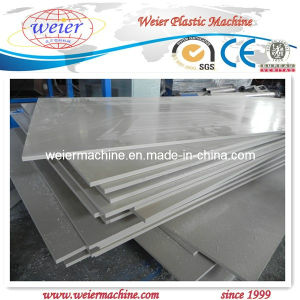 WPC Foam Board Extrusion Machine pictures & photos