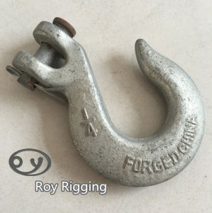 Us Type Malleable Clevis Slip Hooks pictures & photos