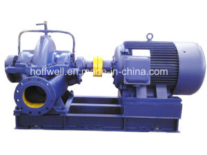 TPOW Double Suction Split Case Water Centrifugal Pump pictures & photos