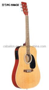 "41"" Acoustic Guitar with EQ Guitar (BL-F41E)"