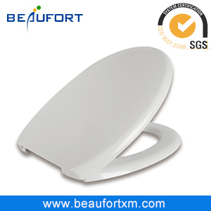 D Shape Wrap Over Design Decorative Wc Toilet Fitting