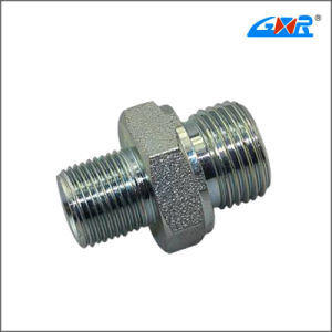 Bsp Male Double Use for 60 Degree Cone Seat or Bonded Seal Npt Male Fitting pictures & photos