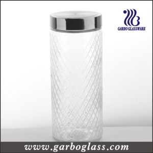Lidded Tall Glass Bottle & Food Container (GB2101WG-1) pictures & photos