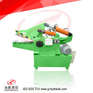 Excellent Scrap Metal Baler Shear for Sale (Q08-100) pictures & photos