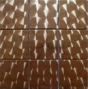 Stainless Steel Metal Mosaic Tile (SM247) pictures & photos