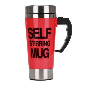 500ml Electric Self-Stirring Mug Stainless Ssteel Mixing Drinking Cup for Morning, Office, Travelling pictures & photos