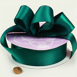 Luxurious Solid Color Premium Fabric Satin Ribbon (AM-SR001)