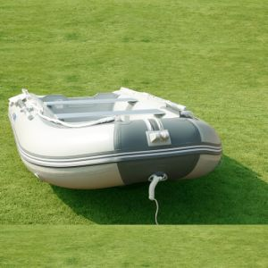 PVC/Rubber Inflatable Speed Boat for Fishing