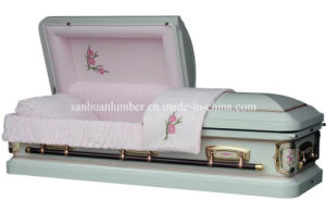 18ga and 20ga Metal Casket pictures & photos