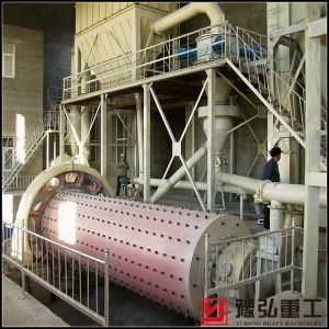 Ultrafine Ball Mill Classification Production Line for Limestone, Domolite, Marble pictures & photos