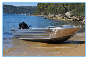14FT Small Aluminum Ship Dinghy Boat with Ce pictures & photos