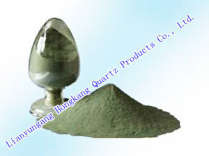 Silicon Carbide Lump Sic for Steel Black Silicon Carbide pictures & photos