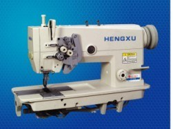 High-Speed Twin-Needle/2-Needle Lockstitch Industrial Sewing Machine (ES-845M/H(HX-845M/H))