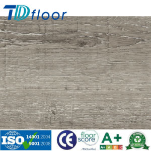 Decoration Material Building Material Wood Design PVC Vinyl Flooring for Ce Certificate pictures & photos