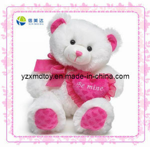 High Quanlity Plush Valentines Bear Toy pictures & photos