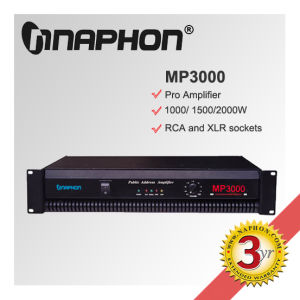 PA Amplifier (MP3000)
